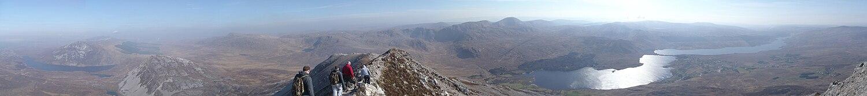 Sommet Mont Errigal