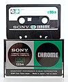 Sony C-90CR compact cassette.jpg
