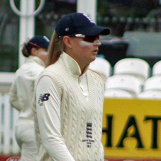 Sophie Ecclestone England cricketer