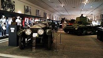 Military Museum's Manege - Sotamuseon Maneesi
