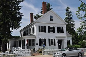 Jewett-Eastman House - Image: South Berwick ME Jewett Eastman House