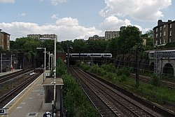 South Hampstead railway station MMB 07 165XXX.jpg