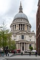 South facade of St Paul's Cathedral.jpg