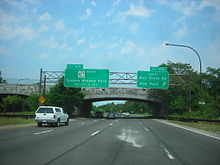 Staten Island Expwy Vs Holland Tunnel