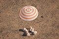Soyuz TMA-21 landing.jpg