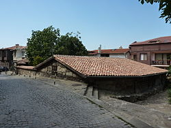 Sozopol - Church of the Theotokos - street view - P1020469.JPG
