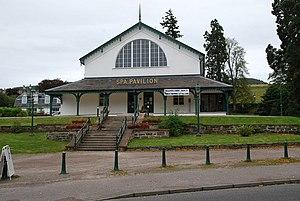 Strathpeffer Pavilion - Strathpeffer Pavilion