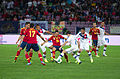 Spain - Chile - 10-09-2013 - Geneva - Midfield 1.jpg
