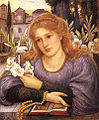 Spartali Stillman, Marie - Convent Lily - 1891.jpg