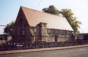 Spaxton - Image: Spaxton school geograph.org.uk 94662