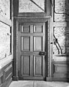 spiegelkamer, deur met omlijsting - apeldoorn - 20023390 - rce