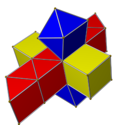Square antiprismatic prism net.png