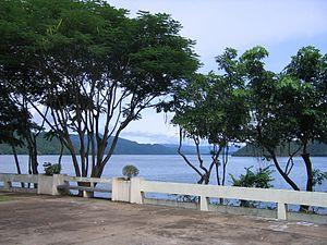 Khuean Srinagarindra National Park - Srinagarind Reservoir
