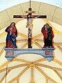 St.Martin im Tennengebirge - Kirche Kreuzigungsgruppe.jpg