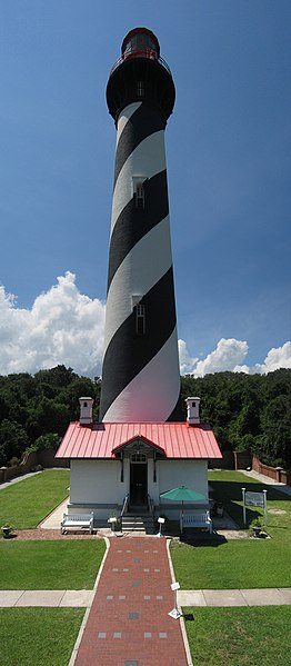 File:St. Augustine Lighthouse 1.jpg