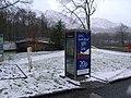 St. Fillans Telephone Kiosk - geograph.org.uk - 677761.jpg