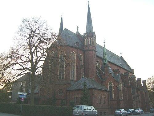 St. Marien (Röthgen) in Eschweiler