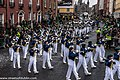 St. Patrick's Day Parade (2013) - Fort Mill High School Band, South Carolina, USA (8566313986).jpg