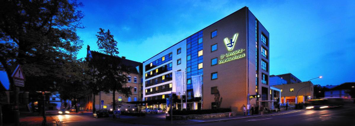 St Josefs Krankenhaus Paderborn