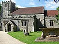 St Andrew's Church, Donhead St Andrew - geograph.org.uk - 830127.jpg