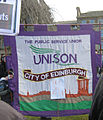 St Andrews Square, Protest March 30 2013 - 03.jpg
