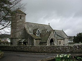 St Arvans, Church of St Arvan - geograph.org.uk - 69917.jpg
