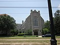 St Charles Ave Presbyterian from across tracks 2011.JPG