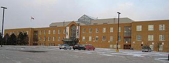 Thornhill, Ontario - St. Elizabeth Catholic High School.