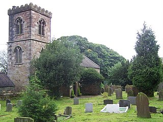 Onecote village and civil parish in Staffordshire, UK