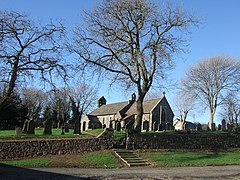 St Mary's church, Spittal - geograph.org.uk - 308991.jpg