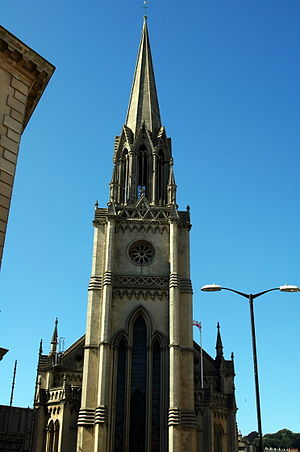 St Michael's Church, Bath - St Michael's Church, Bath