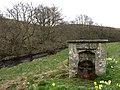St Mungo's Well, Holystone - geograph.org.uk - 780204.jpg