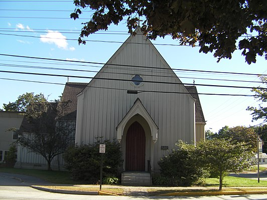 St. Paul's Episcopal Church (Brunswick, Maine)