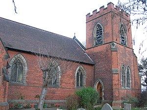 Woodmansey - Image: St Peter Church Woodmansey