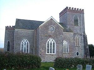 Teigngrace - Teigngrace parish church