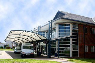 St Richards Hospital Hospital in England