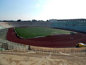 Football in Algeria - Image: Stade 24 Février 1956
