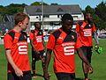 Stade rennais vs USM Alger, July 16th 2016 - Brüls Ntep.jpg
