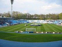 基輔-體育-Stadion Dynamo in Kiev