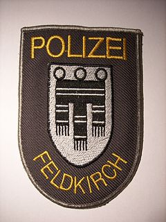 Municipal police (Austria) Are the municipal police forces of some communities in Austria.