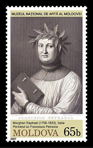 Почтовая марка Молдовы, 2007год