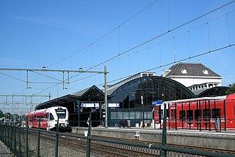 Leeuwarden railway station - Image: Station Leeuwarden 07