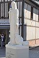 Statue of Sainte-Austreberthe (France).jpg