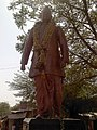 Statue of Yashwantrao Chavan - panoramio.jpg