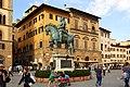 Statue to Cosimo I by Giambologna 2013-09-17.jpg