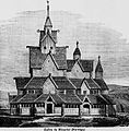 Stavkirke de Hitterdal (Norvège).jpg