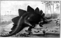 Stegosaurus ungulatus smit 1893.png
