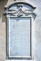 Stein bei Viktring Grabstein an Kirchenwand Karoline von Moro 09072009 78.jpg