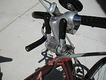 Shifter (bicycle part) - Wikipedia, the free encyclopedia
