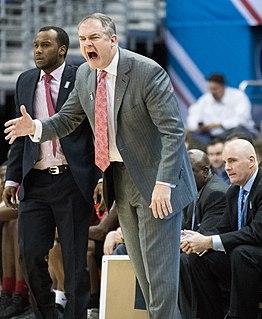 Steve Pikiell American basketball coach